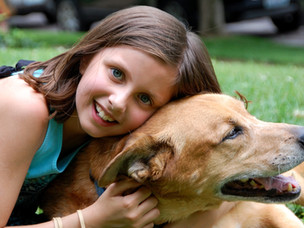 Children who foster: Lucy's Story