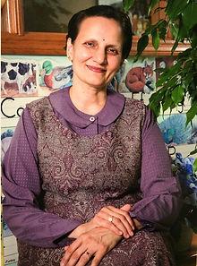 Miss Asha, Director & Teacher of Effica School of Montessori