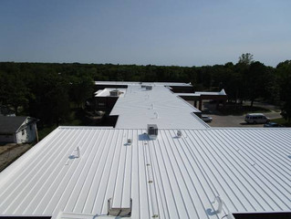 Metal Roofing Coatings