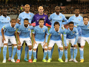 Manchester City sign Brazilian wonder kid