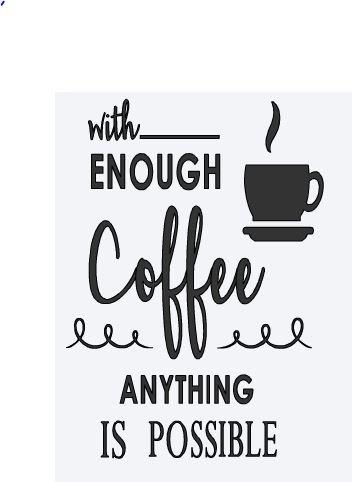 Coffee ($35)