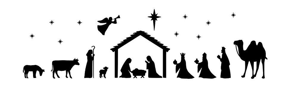 Nativity Scene ($40)
