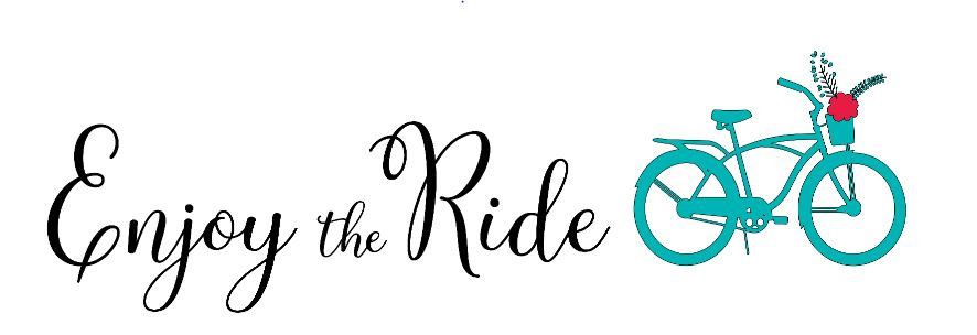 enjoy ride bike long ($40)