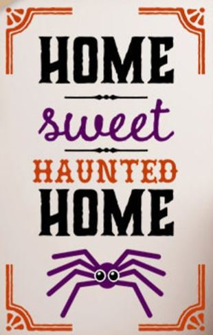 FUNDRAISER sweet haunted home ($40)
