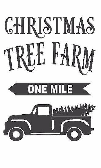 Christmas Tree Farm ($35)