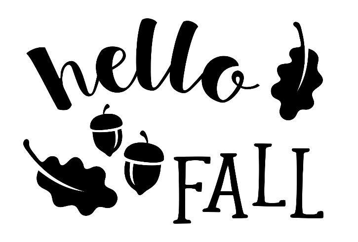 Hello Fall 1 ($40)