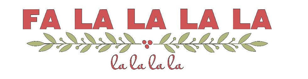 Fa La La La La ($40)