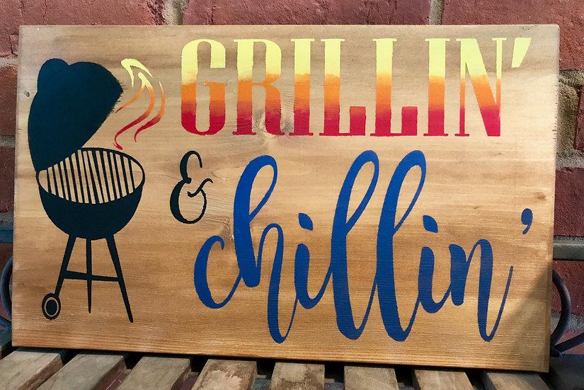 Grillin' ($35)