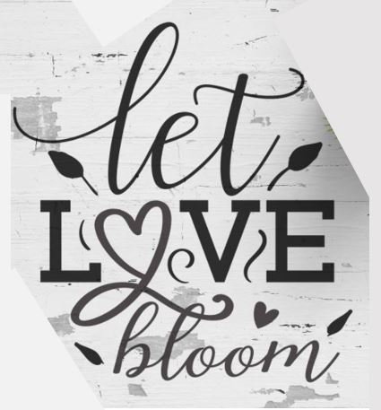 Let Love Bloom ($35)