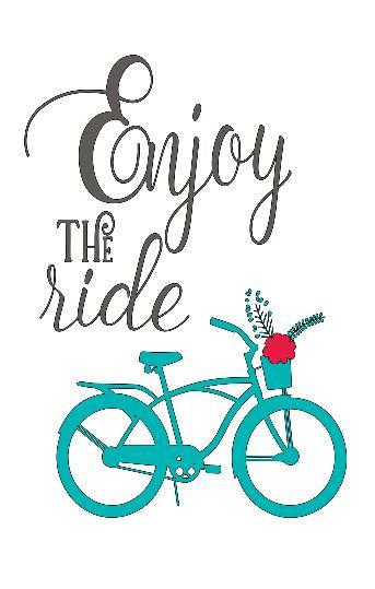 enjoy ride bike ($35)