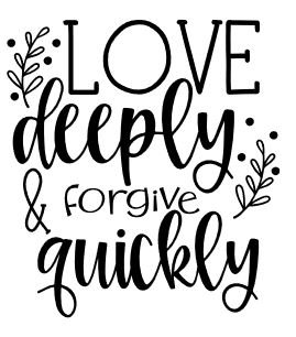 love forgive ($35)