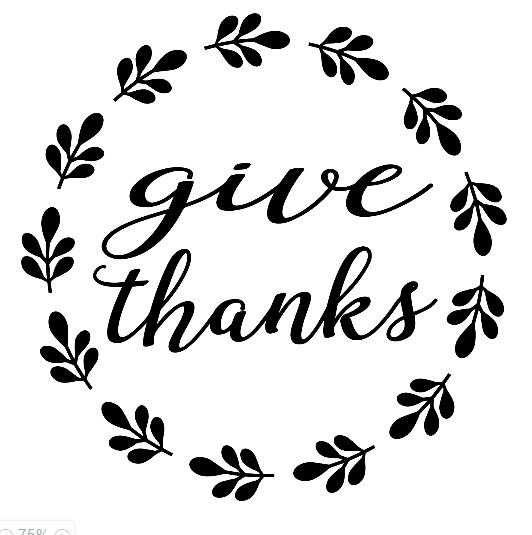 Give Thanks 1 Pallet ($45)