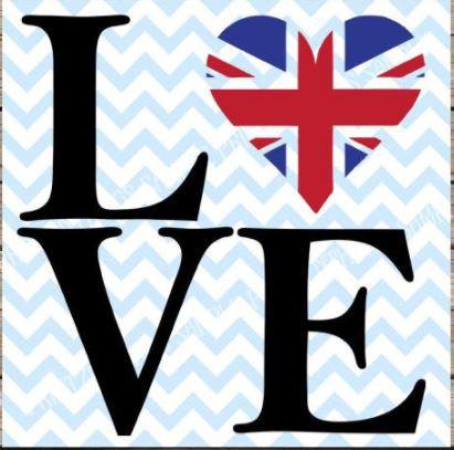 Love UK Pallet ($45)
