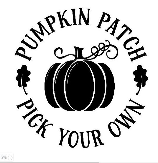 Pumpkin Patch Pallet ($45)