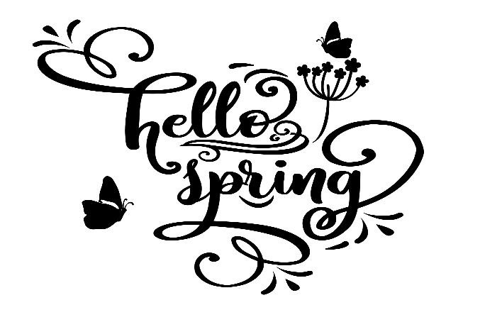Hello Spring ($35)
