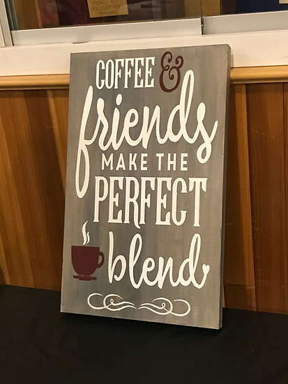 Coffee Friends ($40)