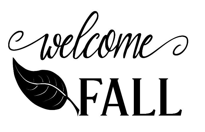 Welcome Fall ($40)