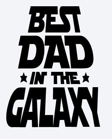 Best Dad Galaxy ($35)