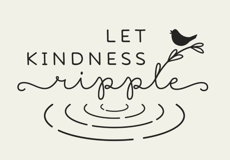 FUNDRAISER let kindness ripple ($40)
