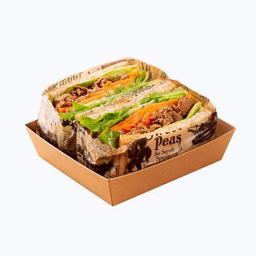 Sandwich Viet Revisité - Boeuf 🐂