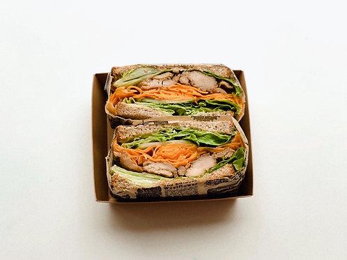 Sandwich Viet Revisité - Poulet 🐔