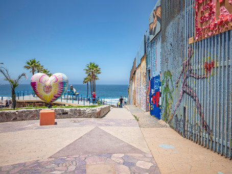 The Vision of Friendship Park in San Ysidro