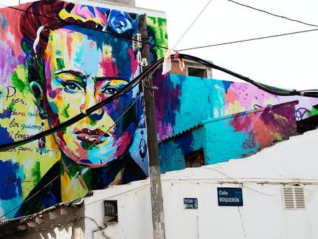 The Lockdown That Inspired Frida Kahlo