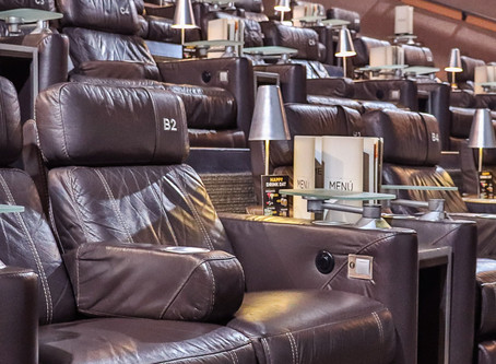 Post Pandemic: Movie Theaters In Mexico