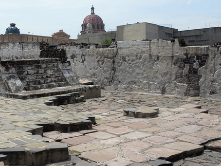 How The Spaniards Buried Mexico City Aztec Canals