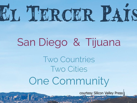 New Book Defines The Relationship Between San Diego and Tijuana