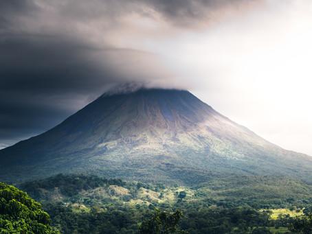 Mexico Volcano Comes Back to Life