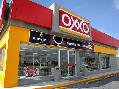 Happy Budget! OXXO Stores Are Everywhere