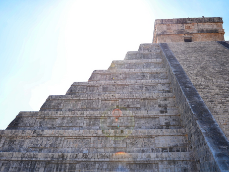 Housing The Deities: Pyramids in the Americas