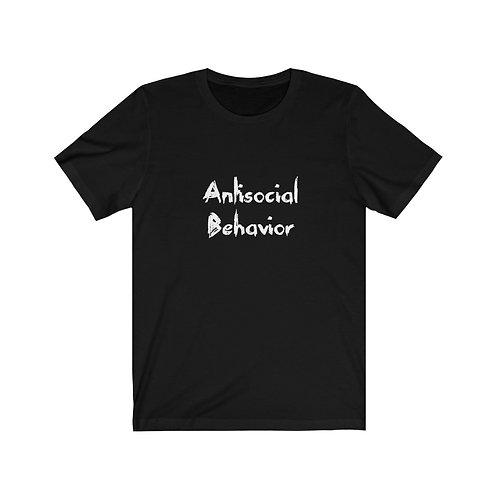 Antisocial Behavior Tee