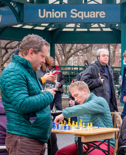 Union Square, NYC 2019