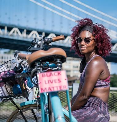 """Samiyah in Brooklyn - """"we have a long wa"""
