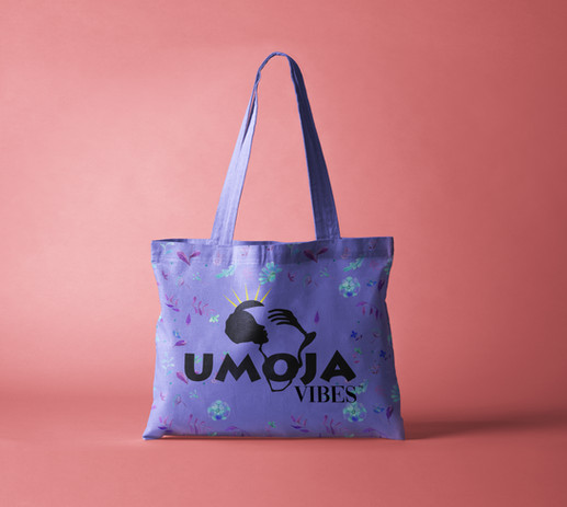 Umoja Tote Bag Fabric