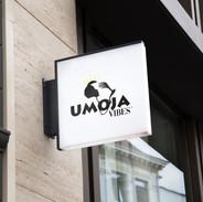Umoja Hanging Wall Sign