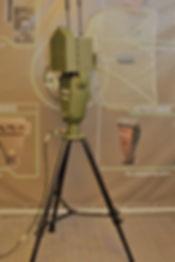 ground rotary tracker
