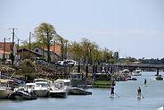 stand up paddle boyardville kayak découverte activité nautiques location
