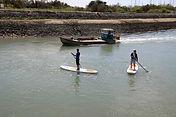 découverte oléron stand up paddle salicorne kayak location