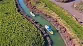 stand up paddle kayak oléron découverte balades école