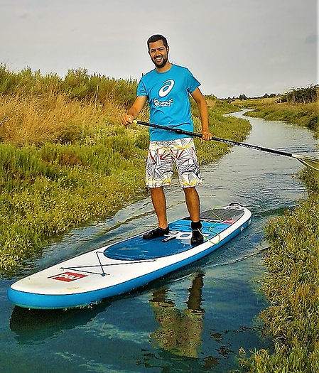île oléron stand up paddle balades découverte patrimoine faune flore oléron