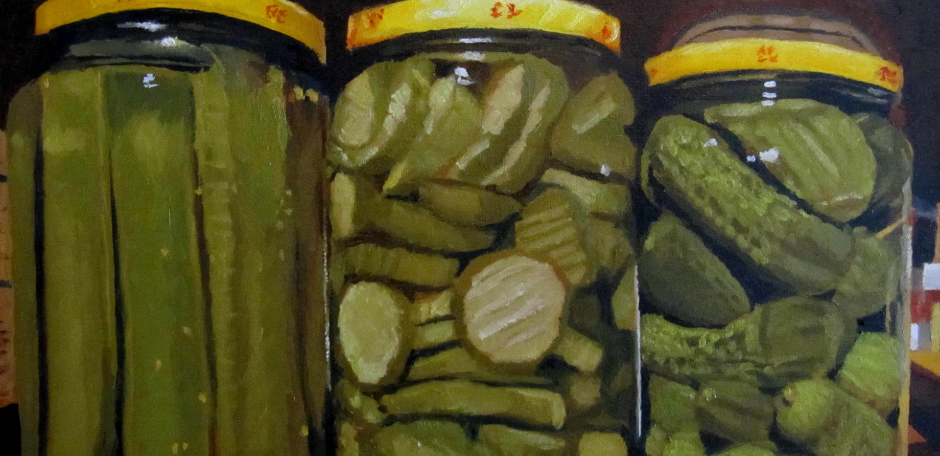 In a Pickle 14x18
