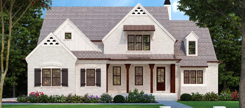 Chelsea original elevation from architect