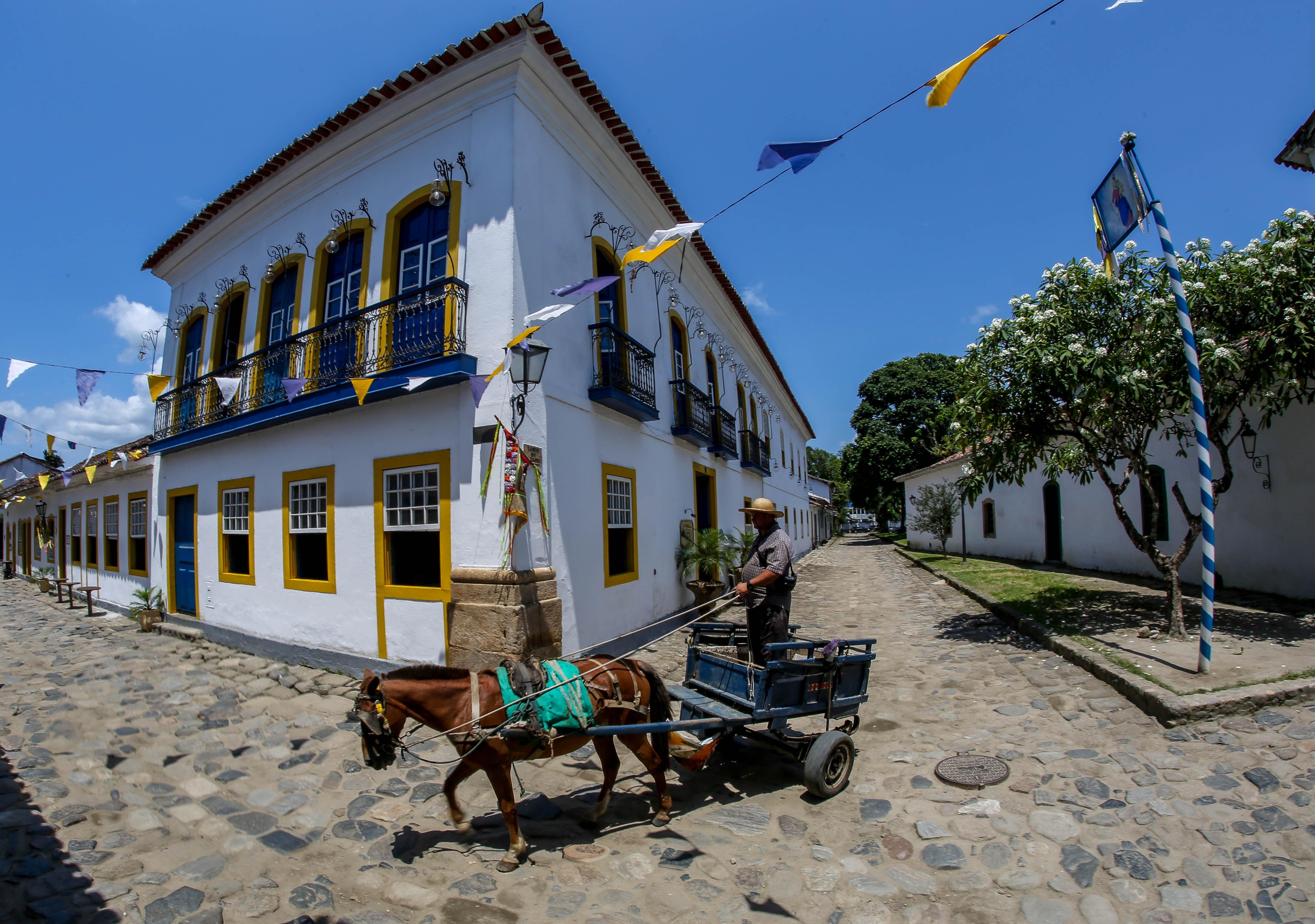 Las Calles de Paraty - Brasil
