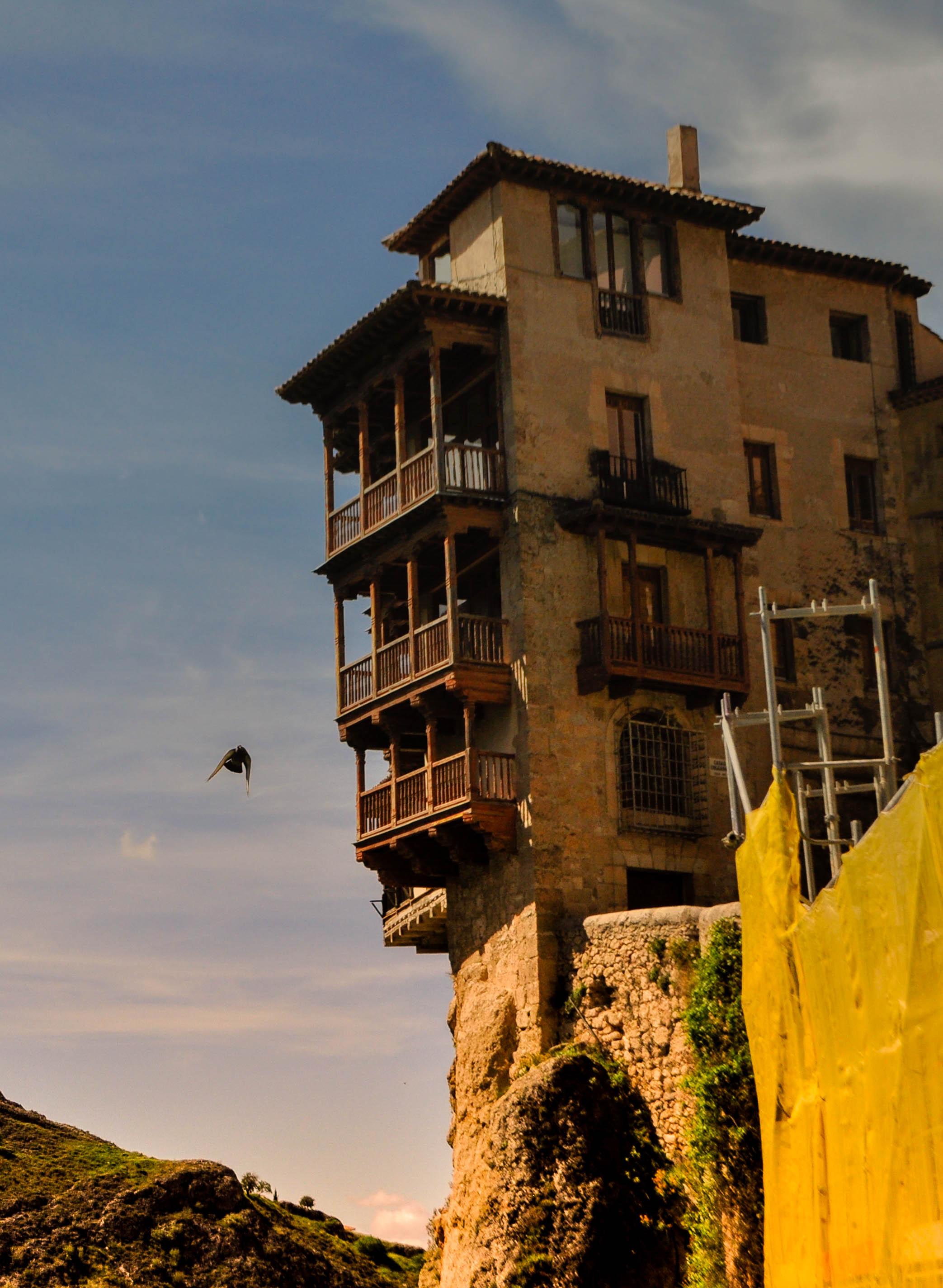 Casas Colgadas, España