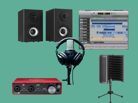 Quel matériel audio pour équiper son home studio voix-off ?