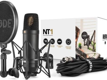 5 micros voix-off pas chers de qualité haut de gamme