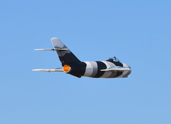 Avios (HobbyKing) Mig-17 90mm Afterburner